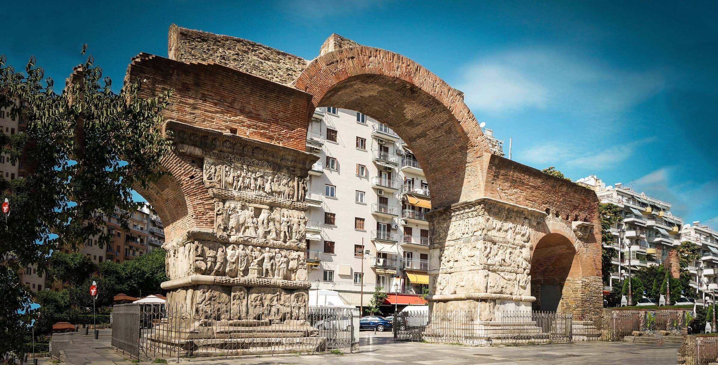 One-day excursion to Thessaloniki By bus